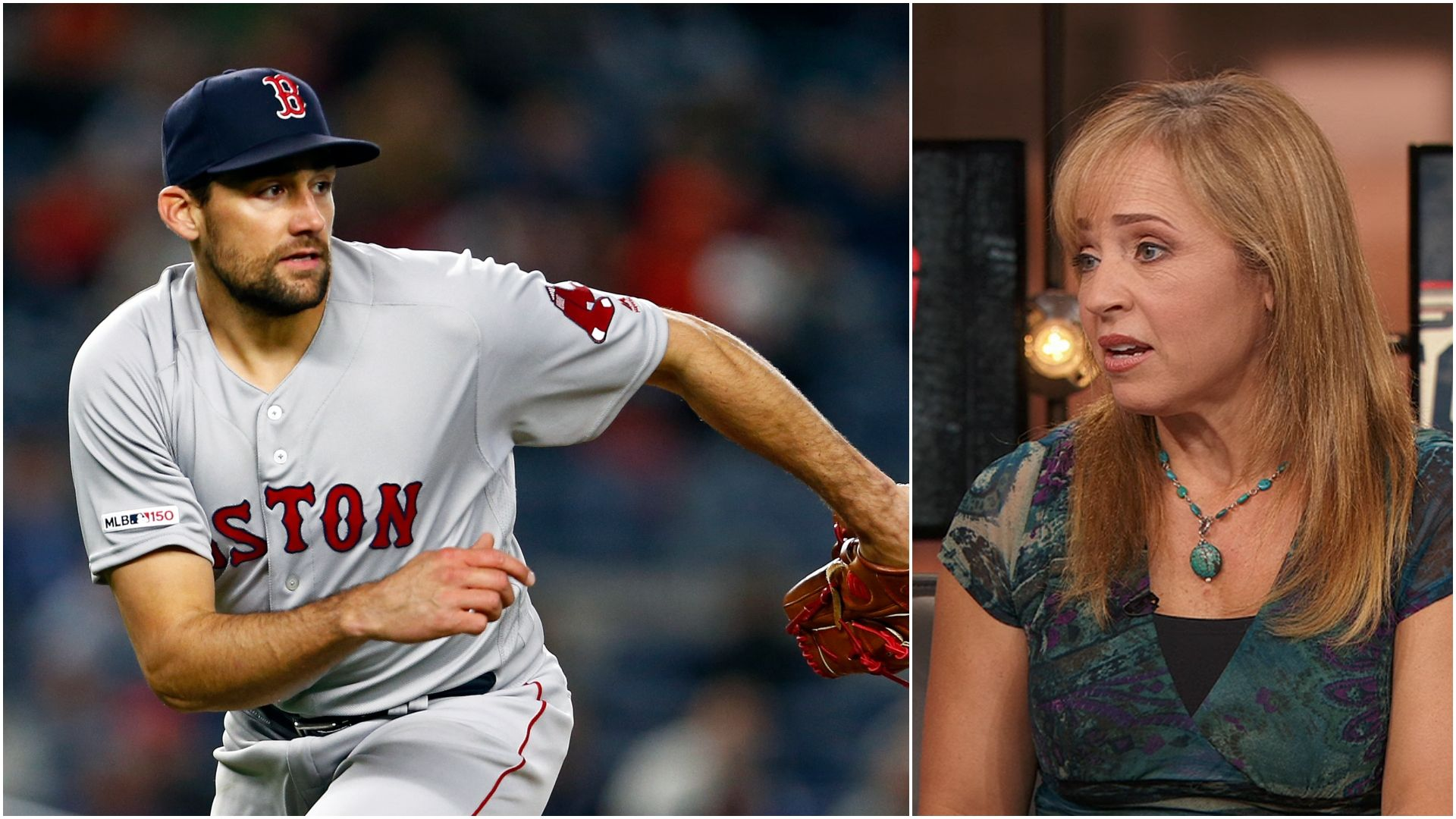 How serious is Eovaldi's elbow injury?