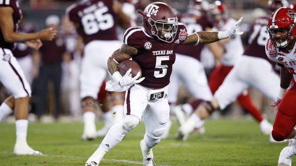 NFL draft profile: Trayveon Williams
