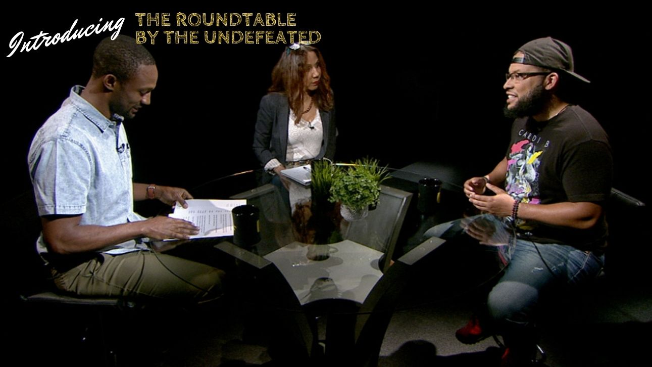 Woods, Wilson and Beyonce Roundtable