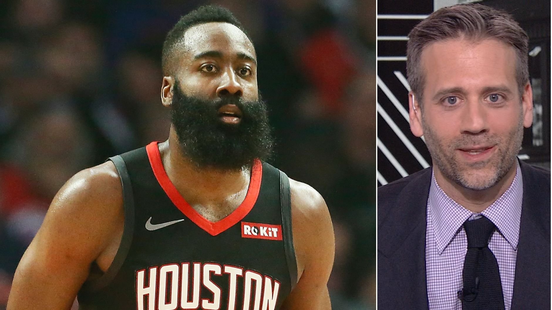 Kellerman: Rockets will beat the Warriors if Harden hits shots