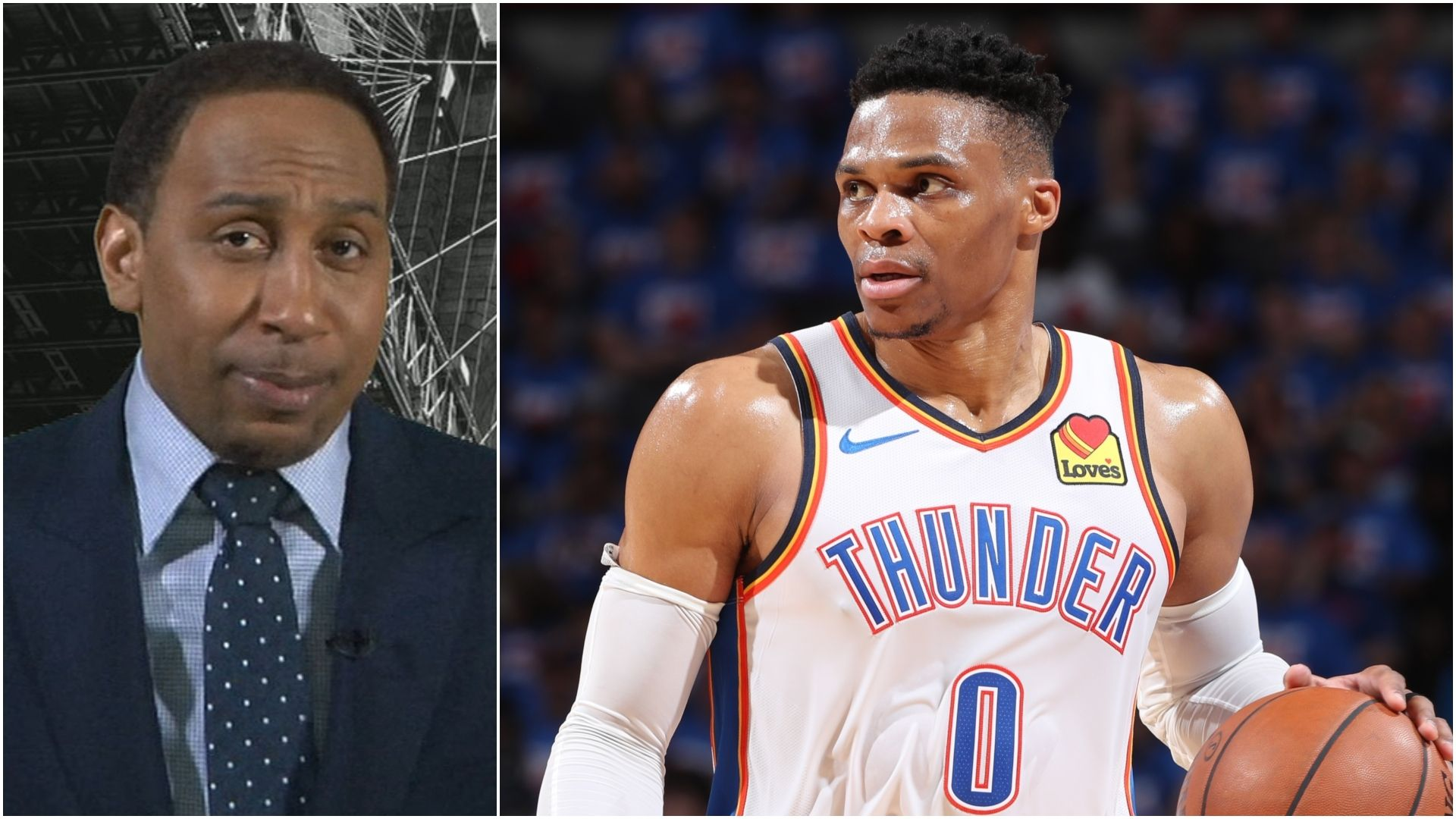Stephen A: If Thunder lose, Westbrook will suffer all the blame