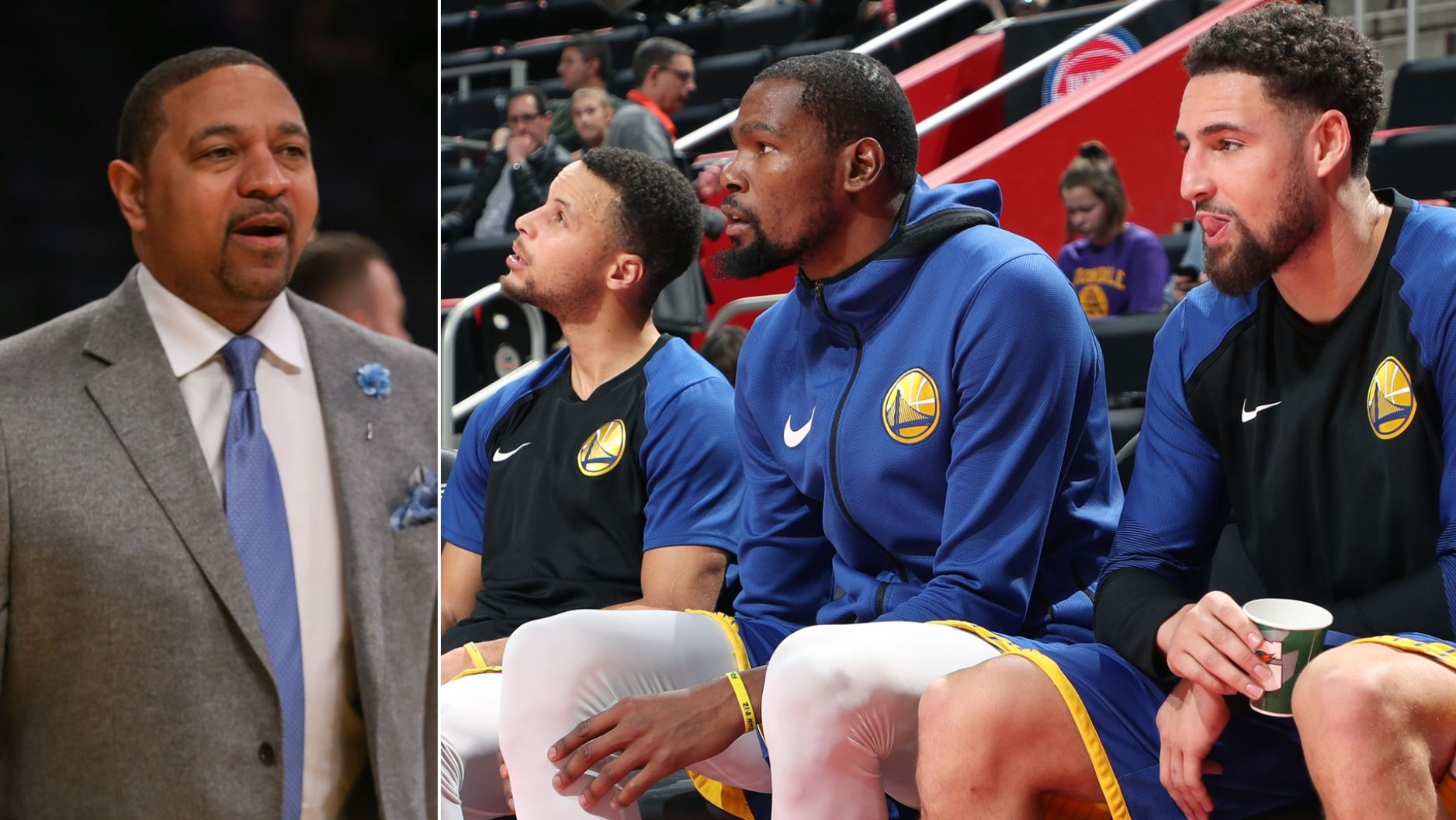 Jackson: Warriors' core will not be together next year