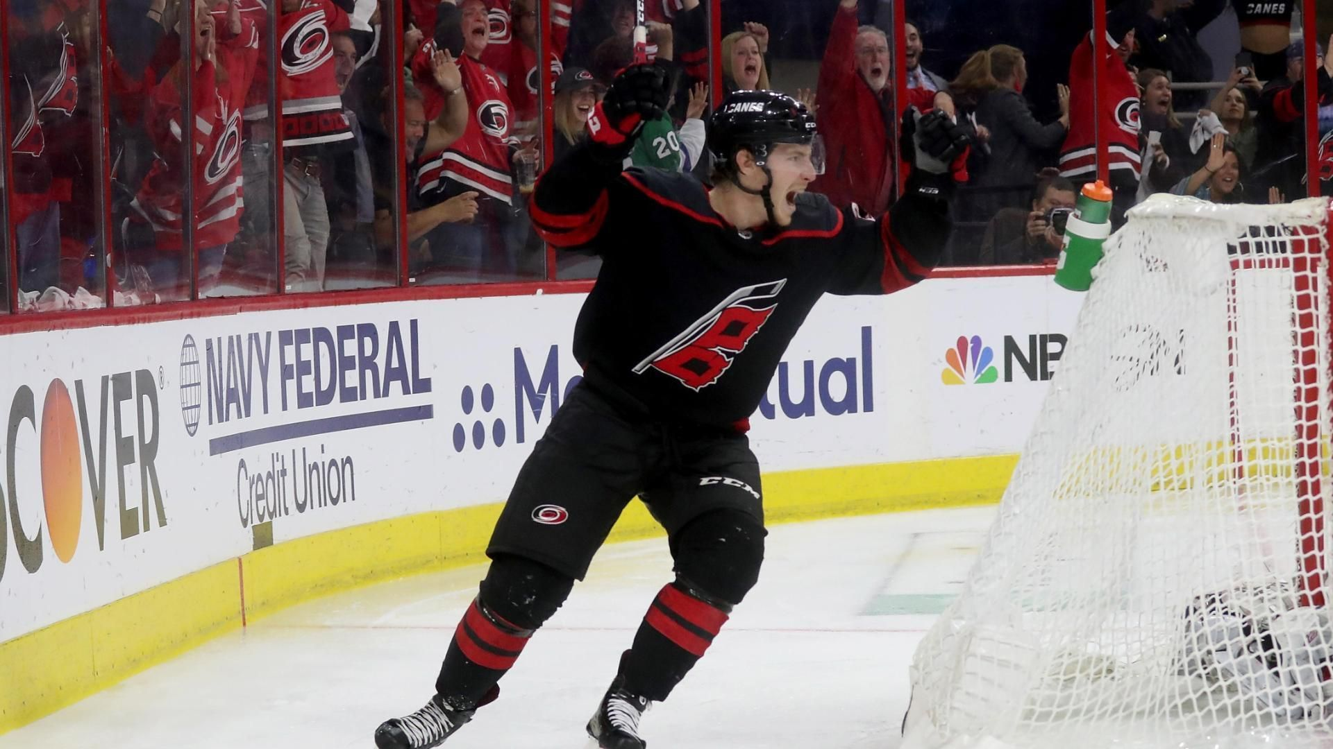 Hurricanes force Game 7 with big third period
