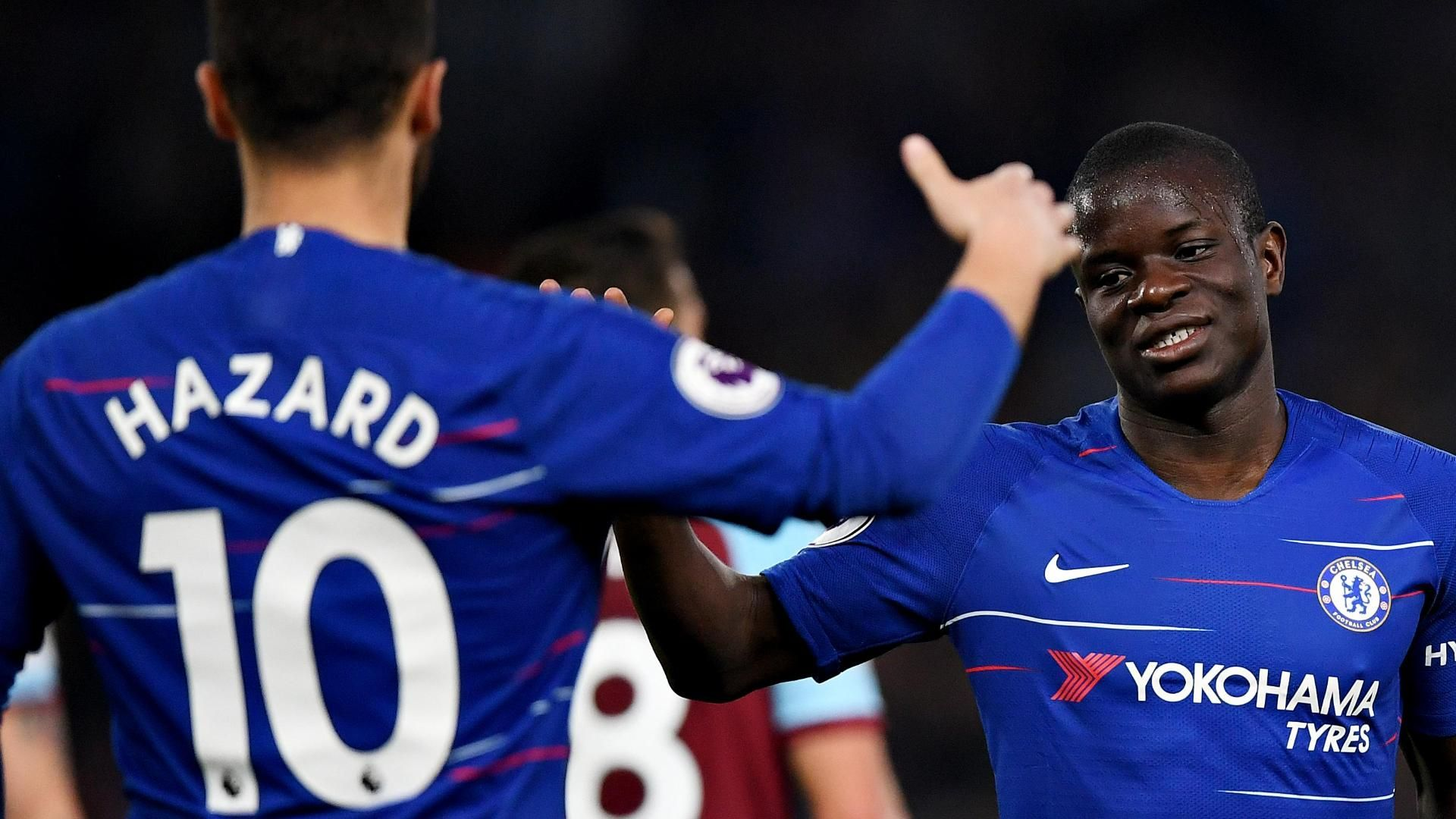 Kante's quick response brings Chelsea level