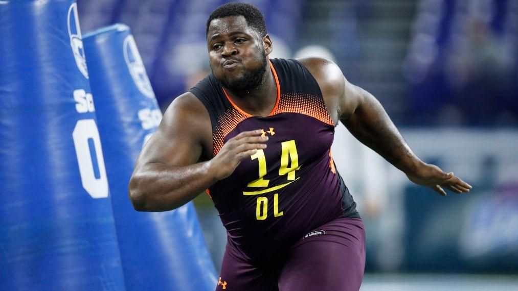 NFL draft profile: Khalen Saunders