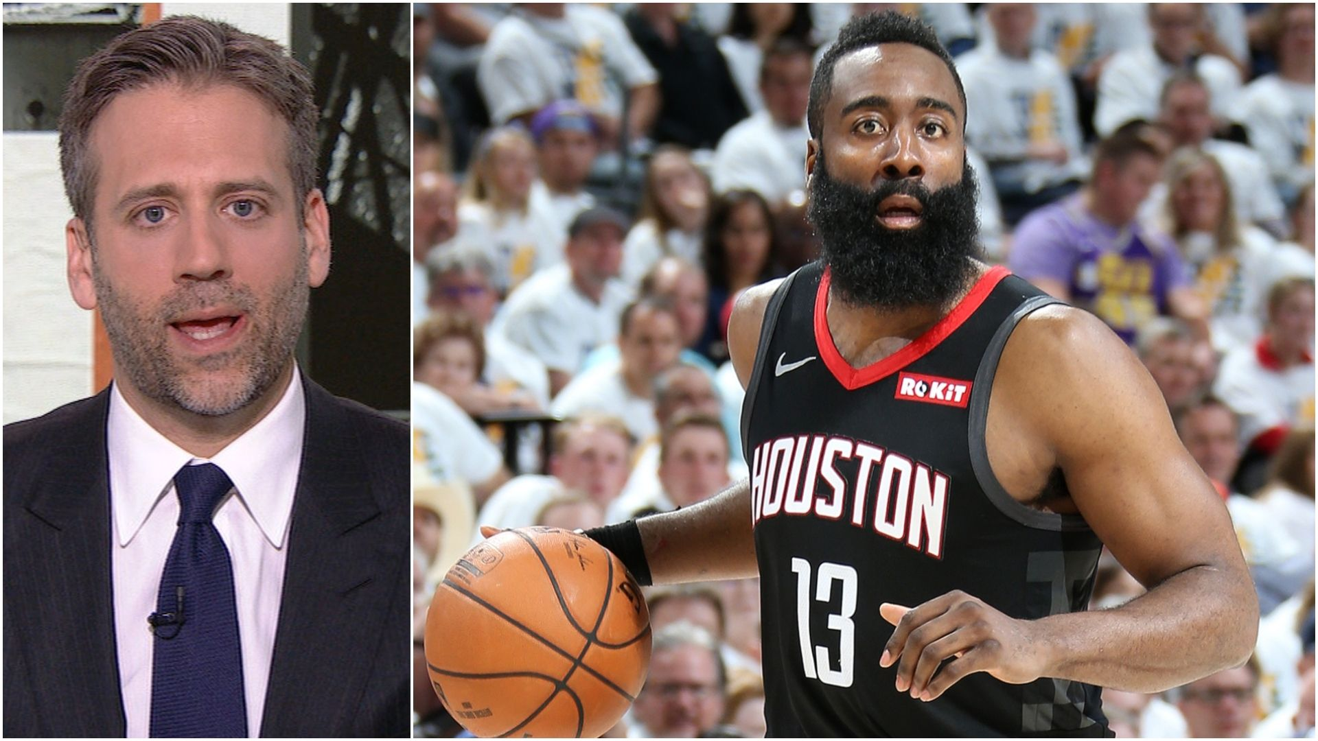 Kellerman: Harden has replaced Peyton Manning as 'the choker' in postseason