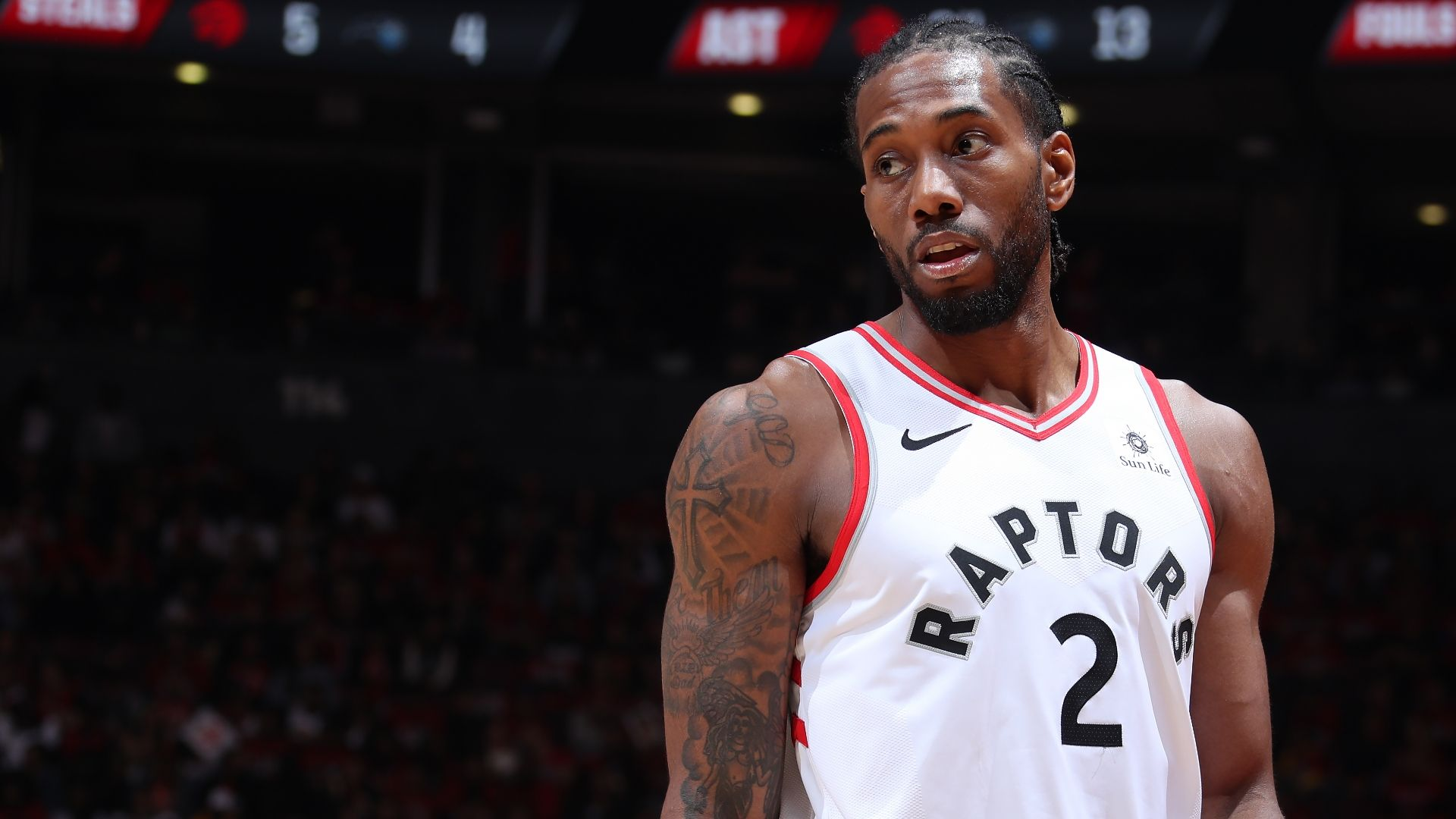 Kawhi knocks out Magic in Round 1 of the NBA playoffs