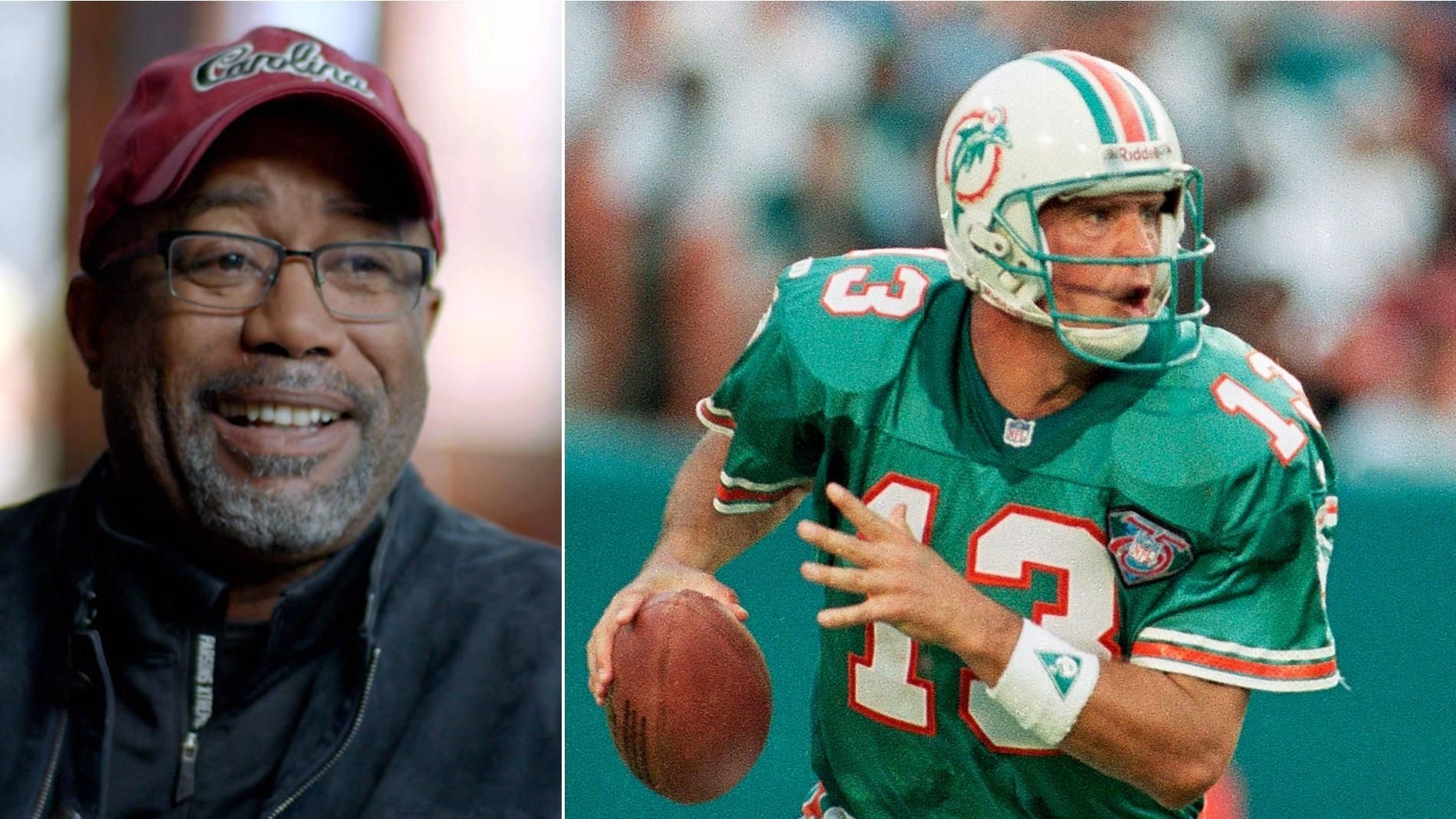 Darius Rucker shares relationship with Dan Marino