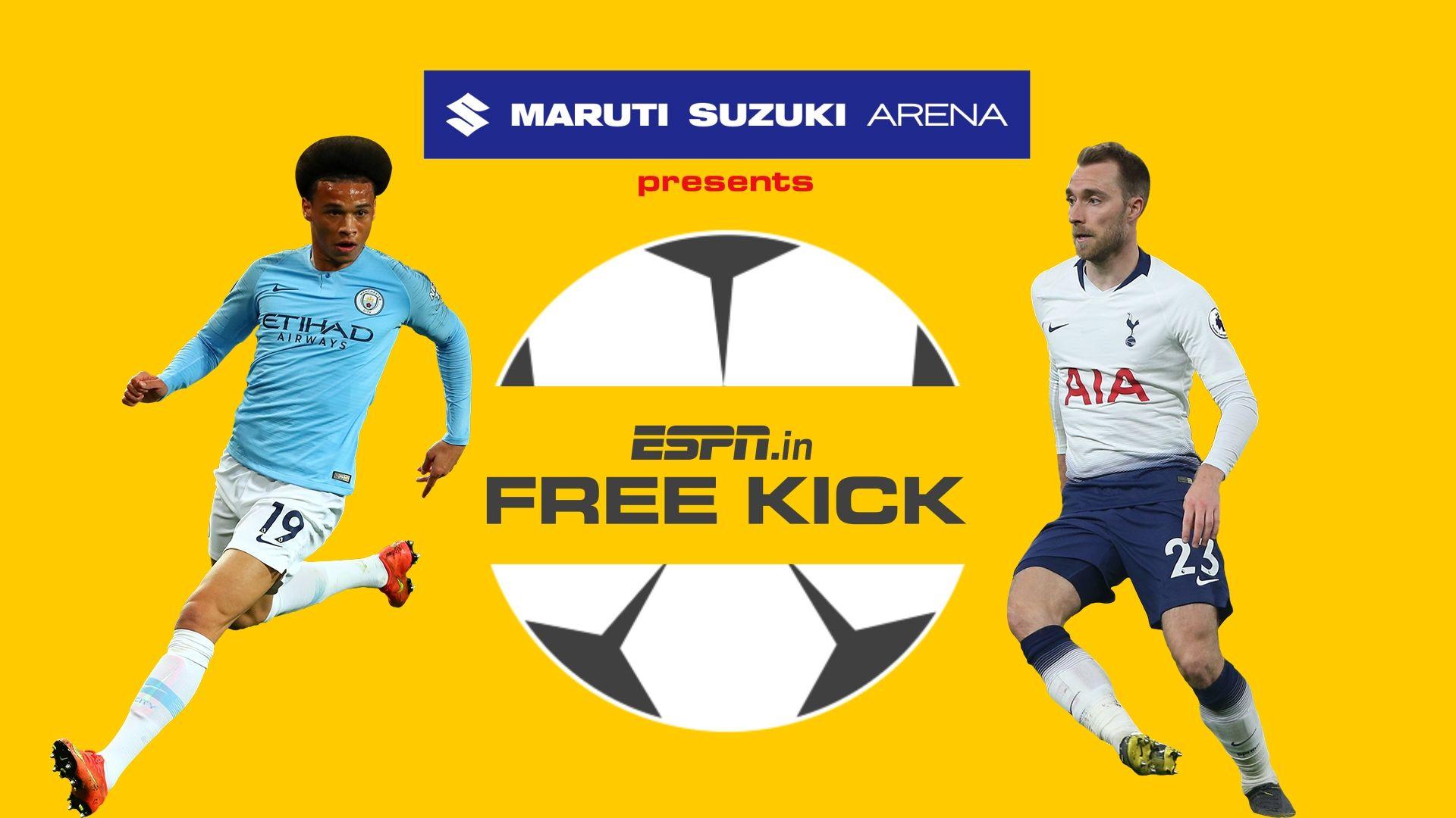 Maruti Suzuki Arena Presents ESPN.in Free Kick Episode 8