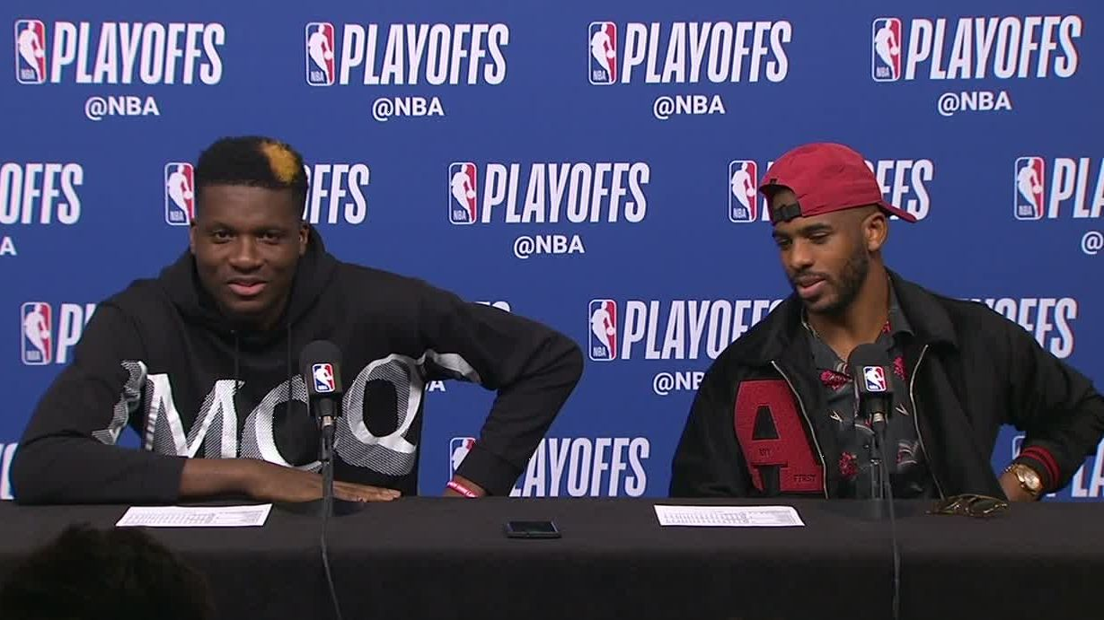 Capela: I want to face the Warriors