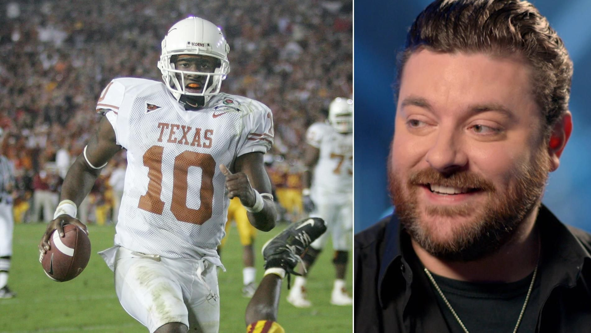 Chris Young recalls Texas' 2006 national championship
