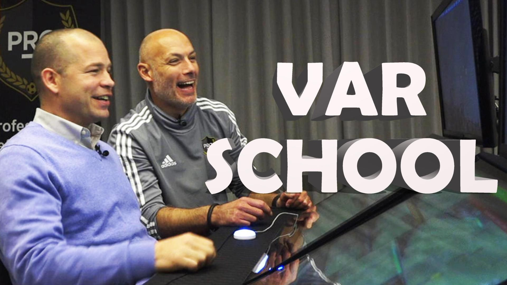 Howard Webb schools ESPN FC on VAR