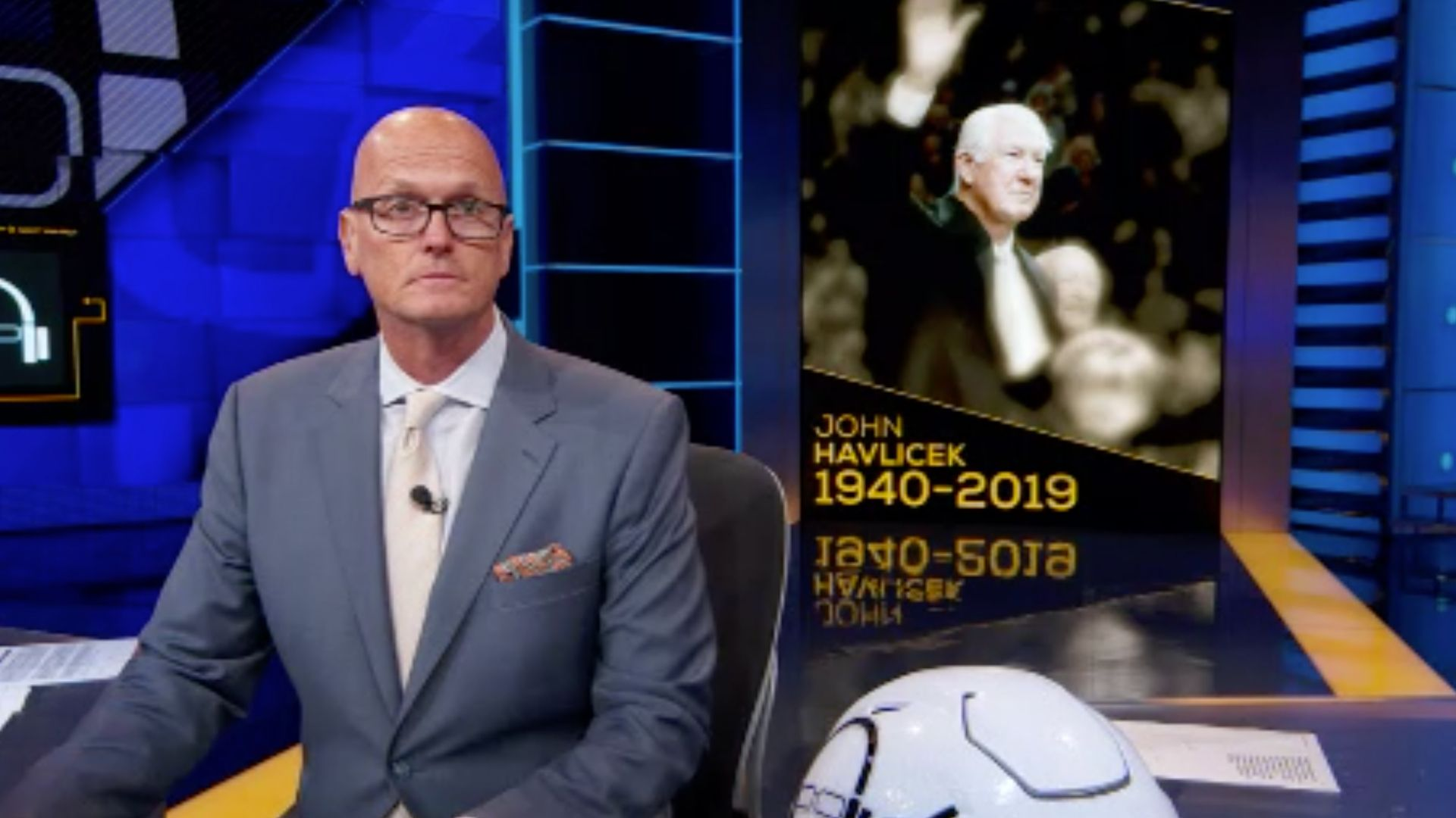 SVP reflects on the passing of Havlicek