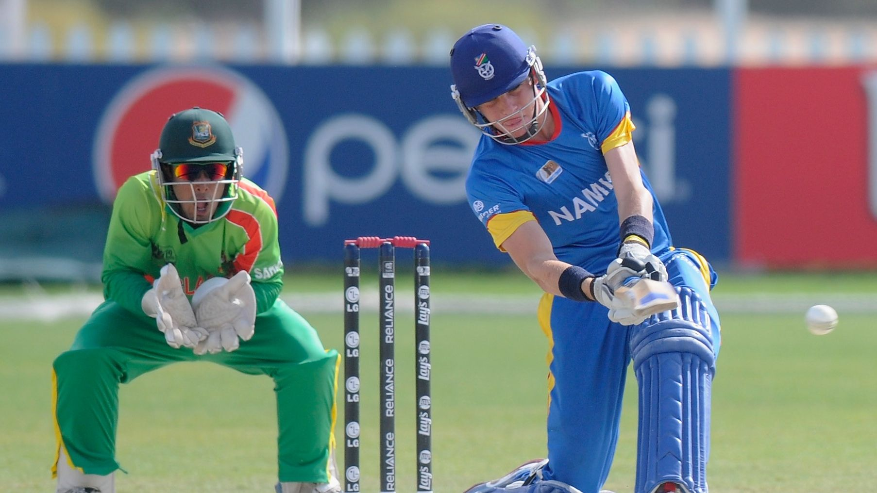 ICC World Cricket League Division Two 2019 - Live Cricket