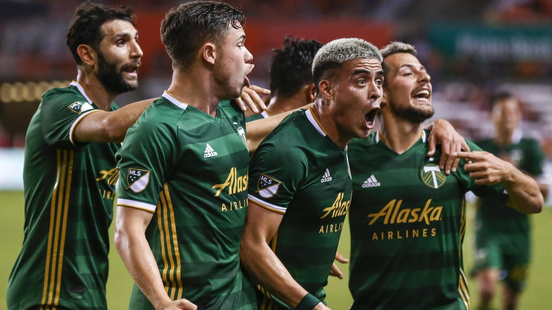 Brian Fernandez's debut goal saves draw for Portland
