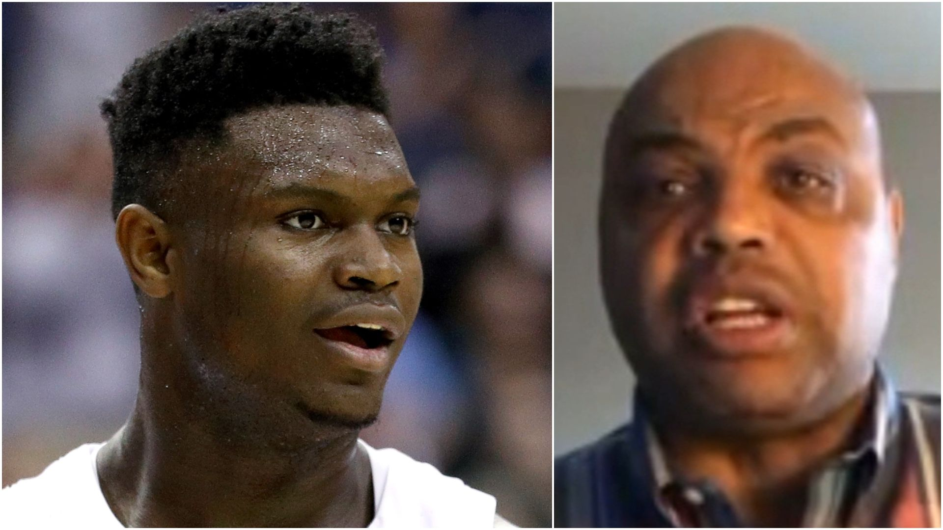 Barkley: Zion to the Pelicans is great for the NBA