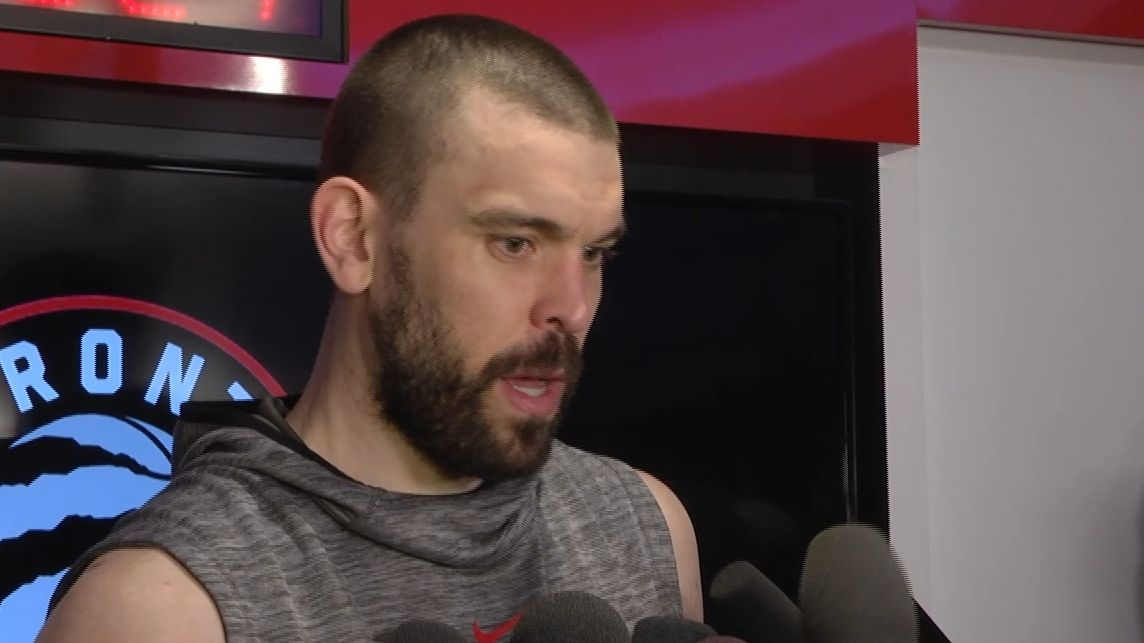 Gasol: 'It's easier to sleep' if you win
