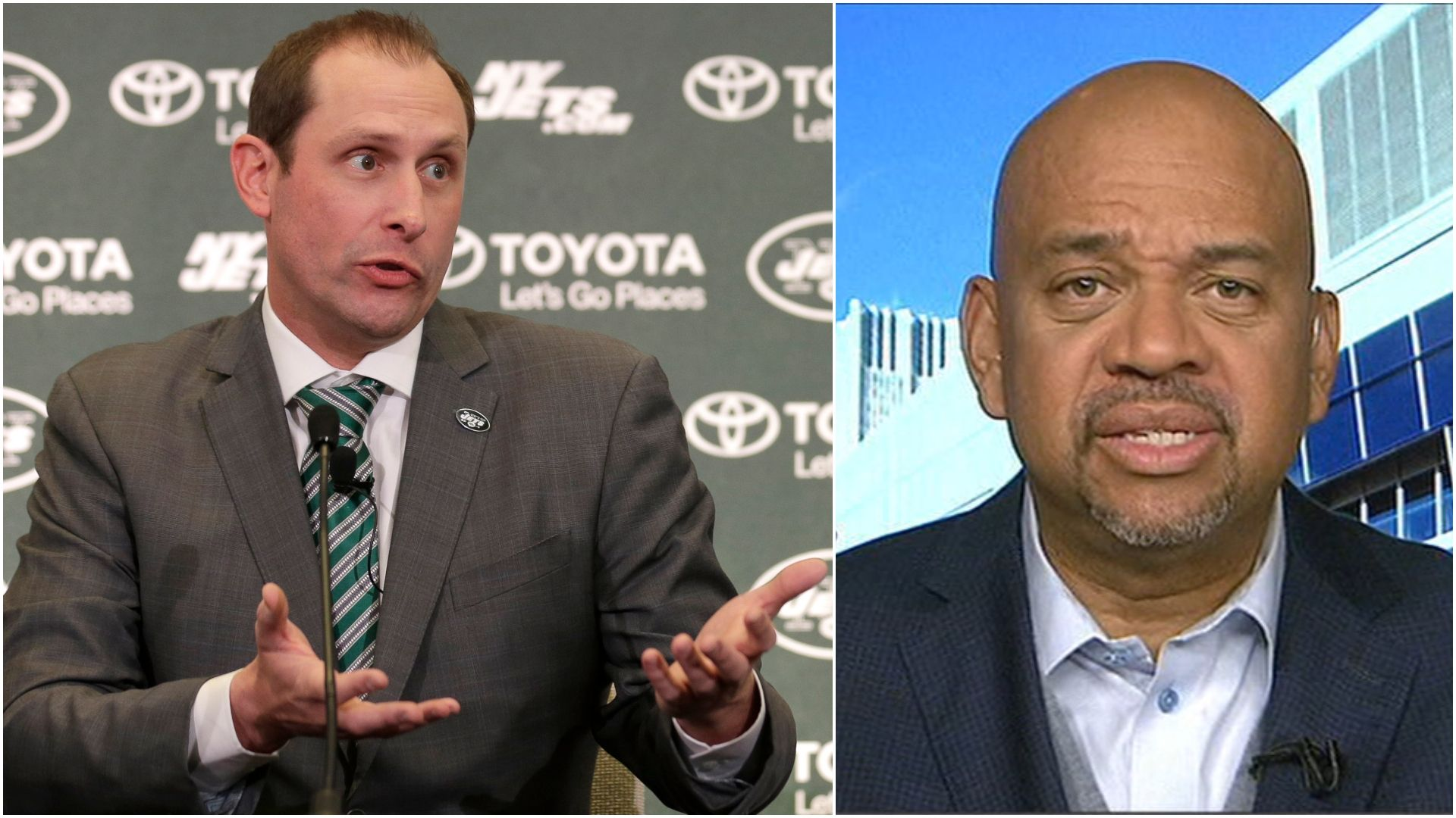 Wilbon: 'Why would I believe anything' Gase has to say