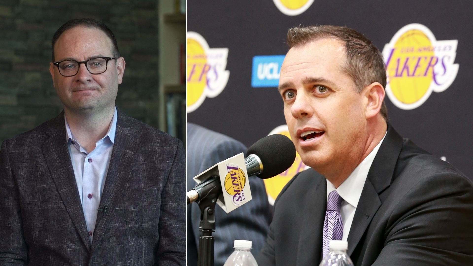 Woj: Frank Vogel has difficult task ahead in L.A.