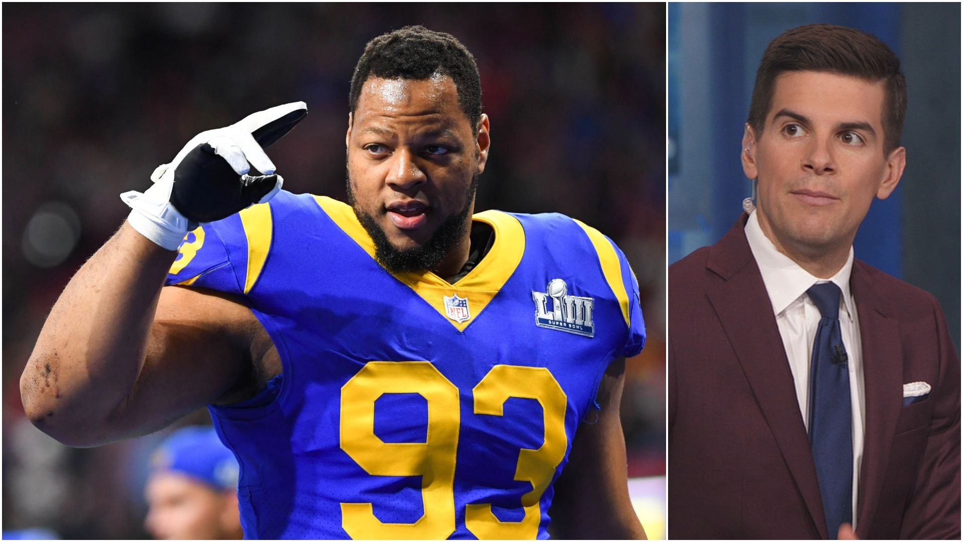 Yates: Suh is dominant when he wants to be