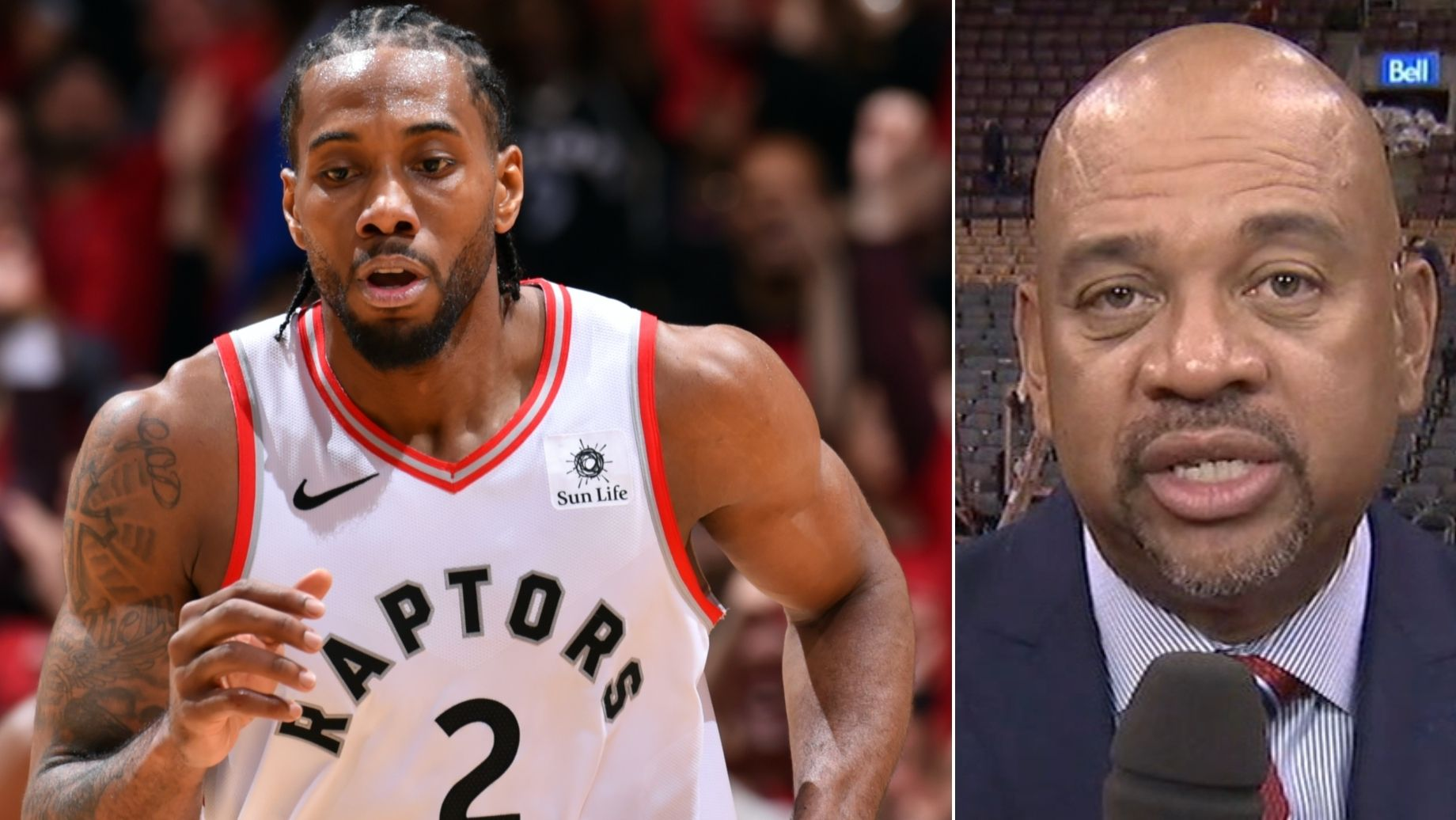 Wilbon: Kawhi was not himself in Game 4