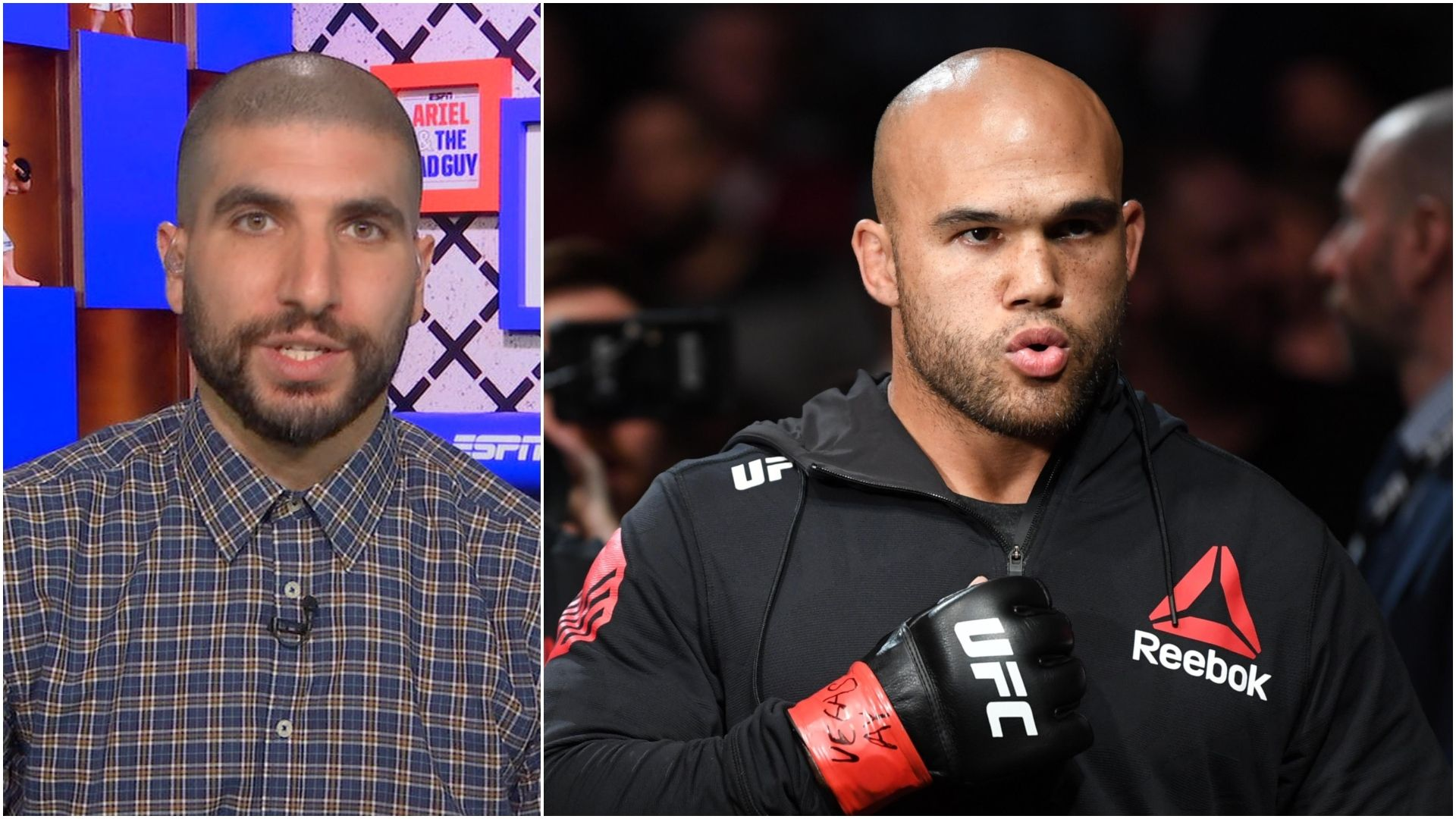 Helwani respects Lawler's stance on opponent