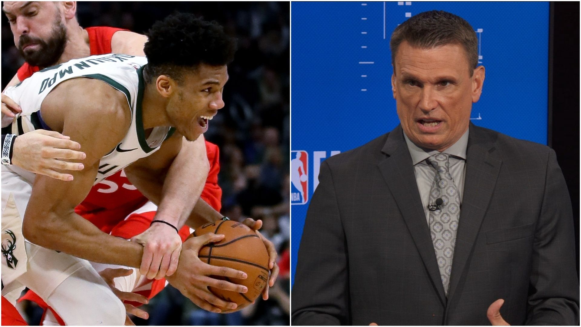 Legler: Raptors' defense forced crucial Giannis mistakes