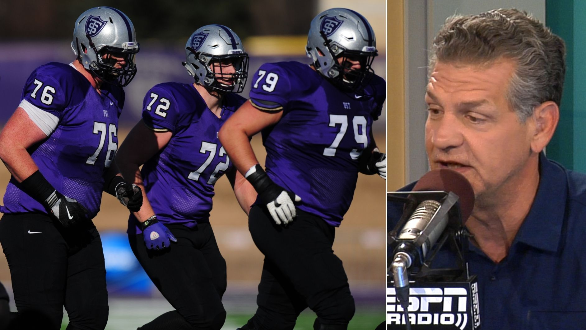 Golic suggests St. Thomas should be independent