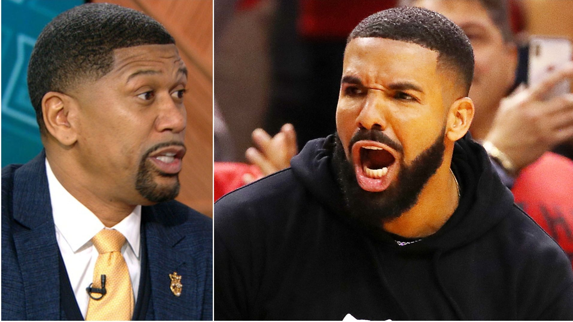 Jalen: Milwaukee needs to 'stop crying' about Drake