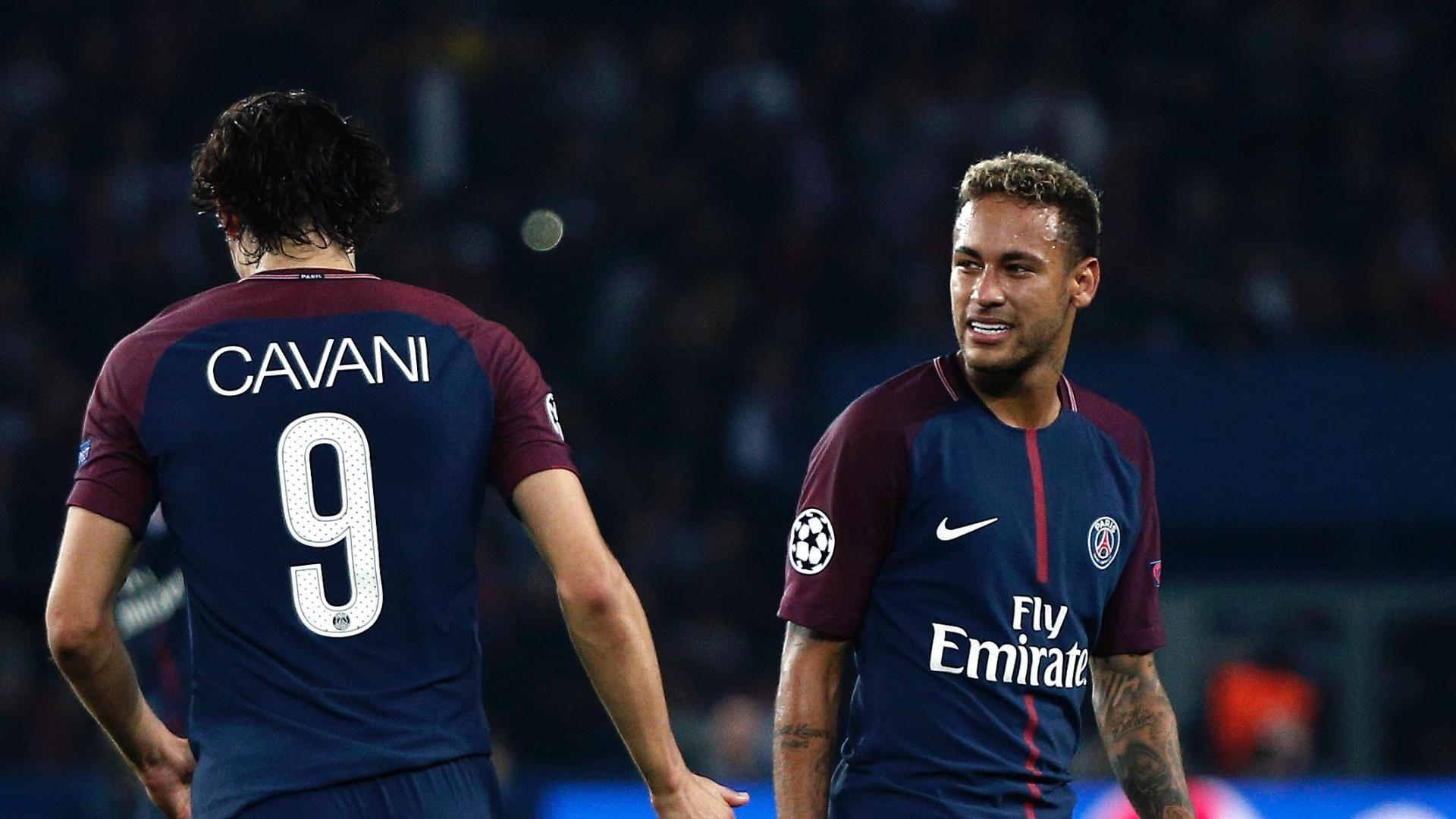 Cavani reveló cómo solucionó los problemas con Neymar