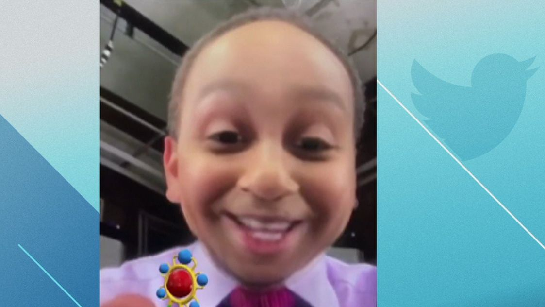 Stephen A. 'can't stop laughing' about baby filter