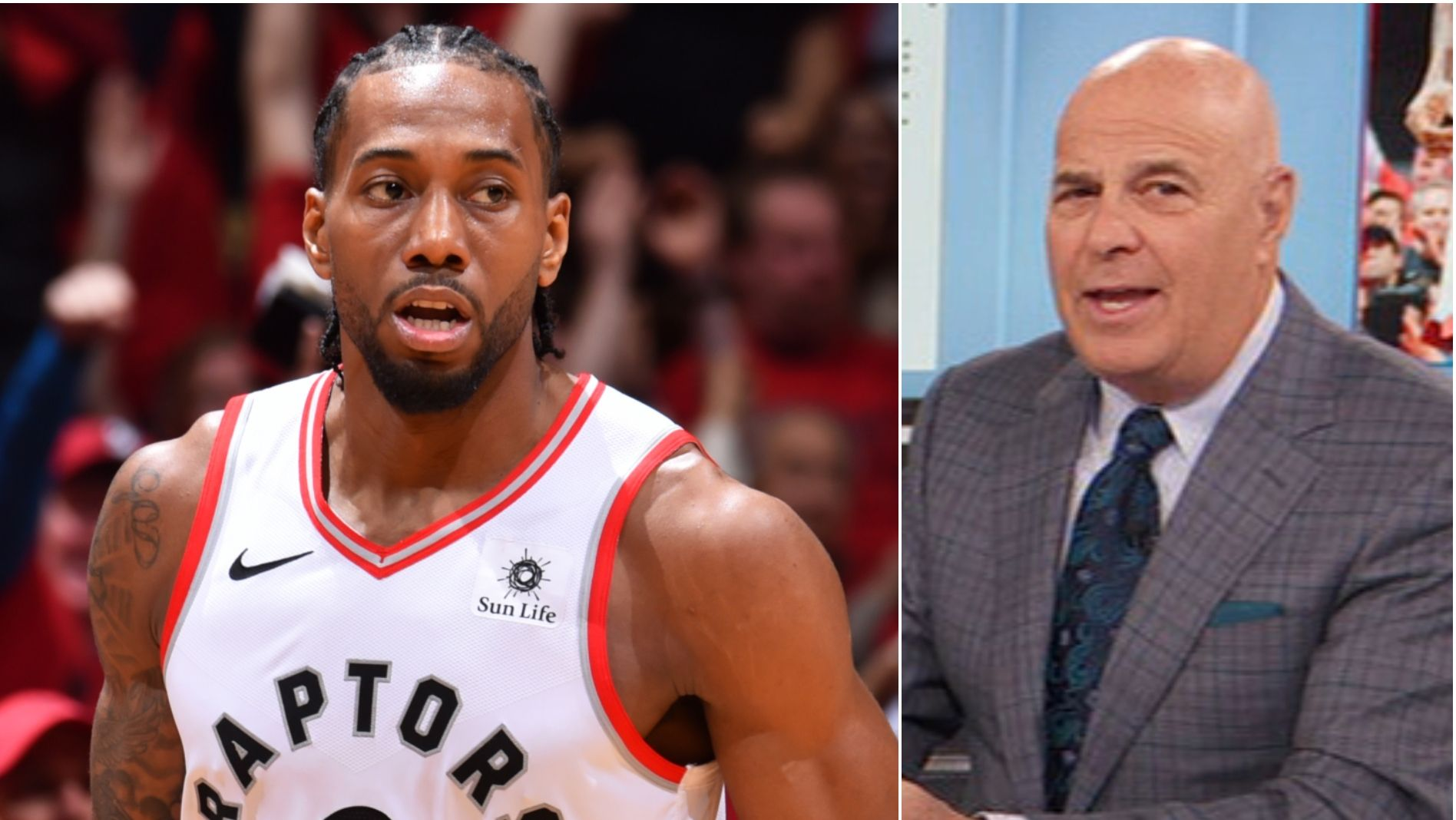 Greenberg: Kawhi takes over in the 4th vs. the Bucks