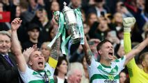 Celtic clinch treble treble with Scottish Cup win