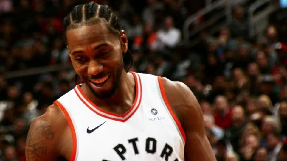 Kawhi trying to get last laugh on the critics
