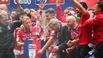 Last-gasp goal wins Charlton Championship promotion