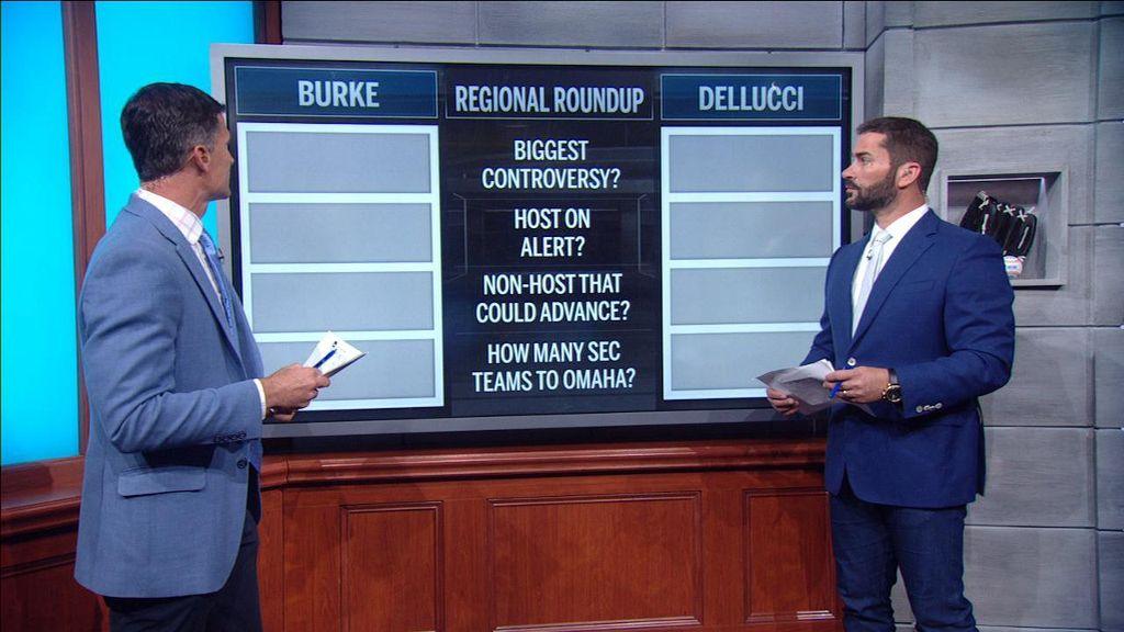 Ten SEC teams heading to NCAA Tournament