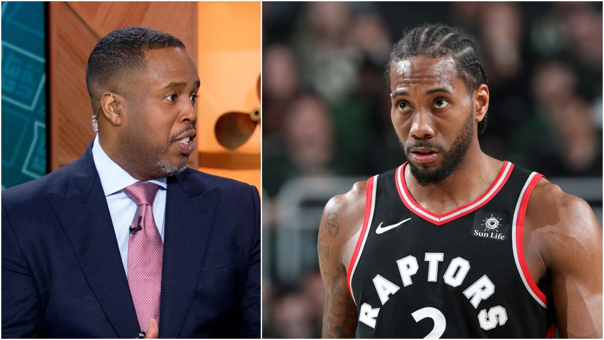 Jones: L.A. is a better opportunity for Kawhi than Toronto