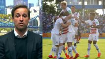 Laurens: Togetherness propelled U.S. U20s past France