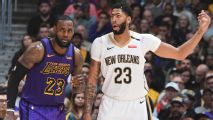 Woj: 'Lakers are a legitimate contender'