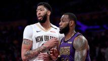 Nichols: Davis trade 'good deal for both' Lakers, Pelicans