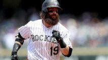 Padres, Rockies score modern-era most 92 runs in 4-game set