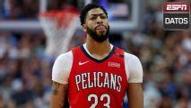 ESPN Datos: La prometedora alineación que tendrán los Pelicans