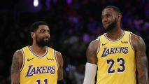 Should Kyrie reunite with LeBron on the Lakers?