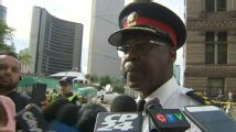 Toronto police chief details latest from shooting at parade