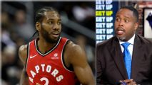 Jones: Lakers a 'strong possibility' for Kawhi after AD trade