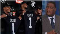 Woody applauds Raiders for taking rookies to Google