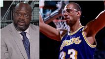 Shaq would put Kareem on Lakers Mount Rushmore over himself