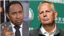 Stephen A. calls out Ainge for dismantling Celtics