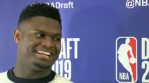 Zion: I might not do dunk contest