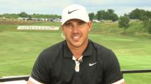 Koepka: 'Tiger made it cool to play golf'